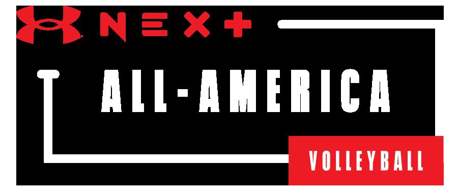 UA Next All-America logo